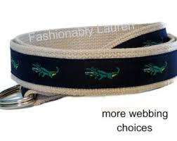 preppy ribbon belts whale belt canvas belt preppy d ring belt navy webbing