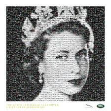 land rover queens the queen and jaguar land rover a sixty year association by fp