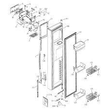 schematics ge profile fridge wiring diagram simonand