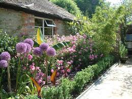 cottage garden potage new english living garden designers
