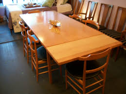 an orange moon john m smyth mid century modern dining set