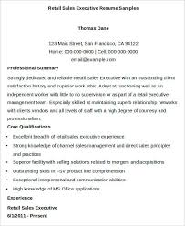 Sales Management Resume Examples by Example Of Executive Resume Account Manager Resume Example