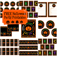 Free Printable Halloween Invitations Kids Free