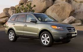 hyundai santa fe 2009 review 2009 hyundai santa fe reviews picture galleries and