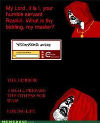 Inglip Meme - inglip the dark lord odysec316