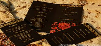 Pakistani Wedding Cards Online Crystal Communications Design Custom Wedding Ceremonies Shadi