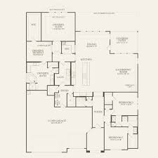3 Bay Garage Plans by Nobility At Heritage Oaks At Pearson Place In Austin Texas Pulte