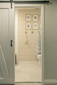 barn door ideas for bathroom diy barn door plans tutorial sue design