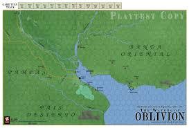 Oblivion Map Legion Wargames