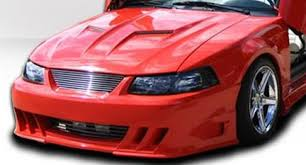 2004 mustang gt parts 99 04 mustang front bumper urethane free shipping 37