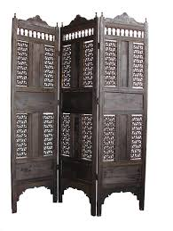 Moroccan Room Divider Room Divider Moroccan Carved Screen