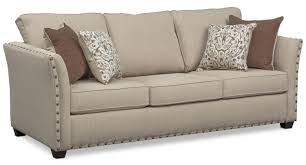 Memory Foam Mattress Sofa Bed by Mckenna Sofa Sand American Signature Furniture