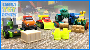 bob builder toys collection diecast tread truck u0026 shifter