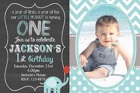 1st birthday invitations boy neepic com