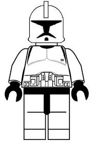 coloring lego starwars coloring pages