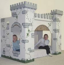 Bunk Bed Castle Canterbury Castle Themed Bunk Bed
