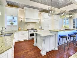 hardwood flooring white kitchen cabinet free standing kitchen