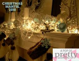 new christmas decorating ideas fireplace mantel home design image