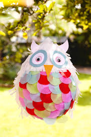 ollie the owl pinata party games mexicans and owl