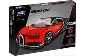 lego bugatti veyron super sport конструктор lepin xb 03009 moc bugatti veyron аналог lego