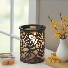 better homes decor better homes and gardens wax warmer set vines walmart com