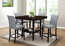 dining room extendable table dining height extendable table