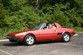 Chauffeuse Convertible 1 Place Fly by Fiat X1 9