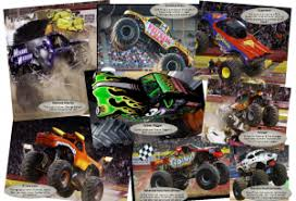 giveaway monster jam family 4 pack tickets ends 2 5 12 01