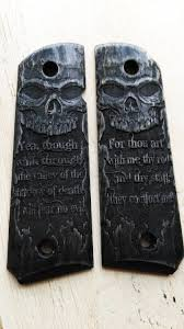 1911 grips revelation 19 11 black curly maple fits colt