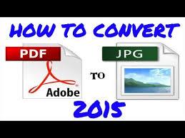 Pdf To Jpg How To Convert Pdf To Jpg Pdf To Jpeg