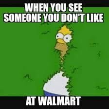 Homer Meme - homer simpson walmart meme by 20sflappergirl on deviantart