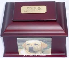dog caskets pet cremation urns and pet urns designed by you choose from