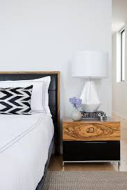 black leather tufted headboard with wood frame transitional