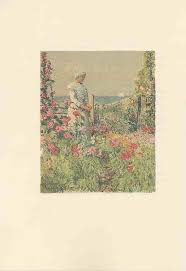 an island garden by celia thaxter 1894 1895 illustrated by