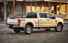 Ford F350 Truck Body - 2017 ford f 350 super duty gets lighter more capable