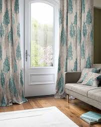 alice 21 teal curtains