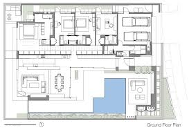 contemporary home floor plans contemporary home cormac residence in corona del mar keribrownhomes
