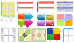 design elements matrix design elements swot and tows analysis matrices