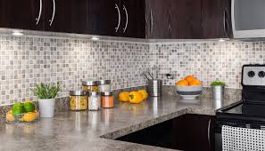 beautiful tiled kitchens with polished grey granite wall tile and