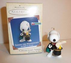 details about peanuts holiday themed sign hanger snoopy linus dept