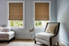 Relaxed Romans Roman Shades Custom Made Fabric Shades Blinds To Go