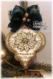spellbinders heirloom ornament ornaments