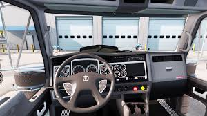 kenworth concrete truck w900 for american truck simulator