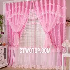 Butterfly Lace Curtains Cute Best Kids Room Beige Butterfly Bees And Flowers Burlap Curtains