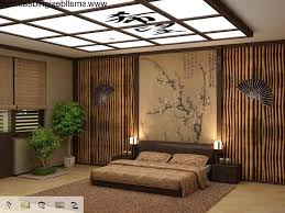 bedroom modern japanese style bedroom design for small space