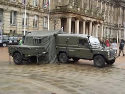 military land rover 110 army recruitment victoria square birmingham land rove u2026 flickr