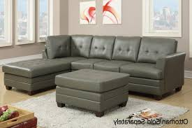 Grey Leather Sectional Sofa Sectional Sofas You U0027ll Love Wayfair Inside Grey Sectional Sofa