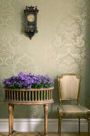 Interior Wallpaper Desings by Best 25 Damask Wallpaper Ideas On Pinterest Grey Damask