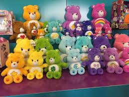 play toys bringing childhood care bears