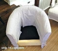 tub chair slipcover tub chair cover tub chair step 1 tub chair